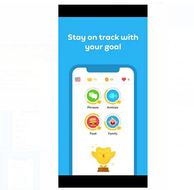 אפליקציה לימוד שפות חינם